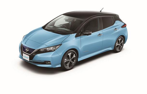 Prețuri Nissan Leaf în România: mașina electrică pleacă de la aproape 34.000 de euro - Poza 2