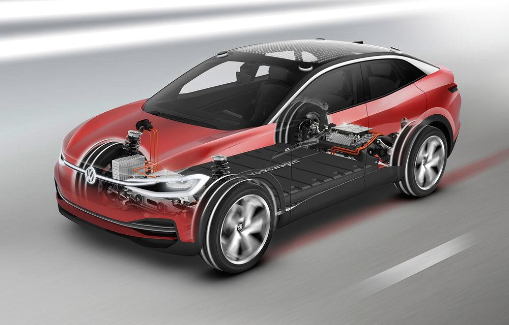 Volkswagen deschide balul: conceptul ID Crozz II a debutat în cadrul Salonului Auto de la Frankfurt - Poza 2