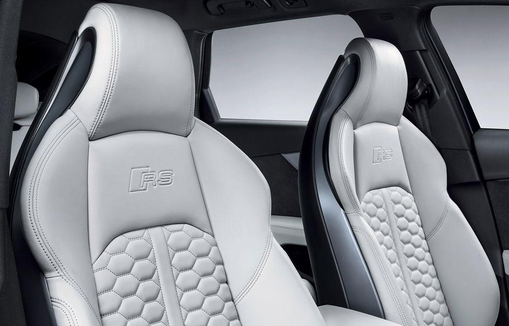 Audi lansează RS4 Avant: break-ul are un V6 biturbo de 450 de cai și face 0-100 km/h în 4.1 secunde - Poza 2