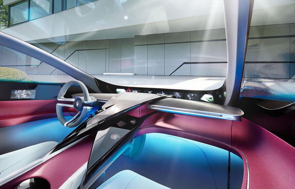 Borgward Isabella: conceptul electric ce readuce la viață un coupe clasic din 1950 - Poza 2