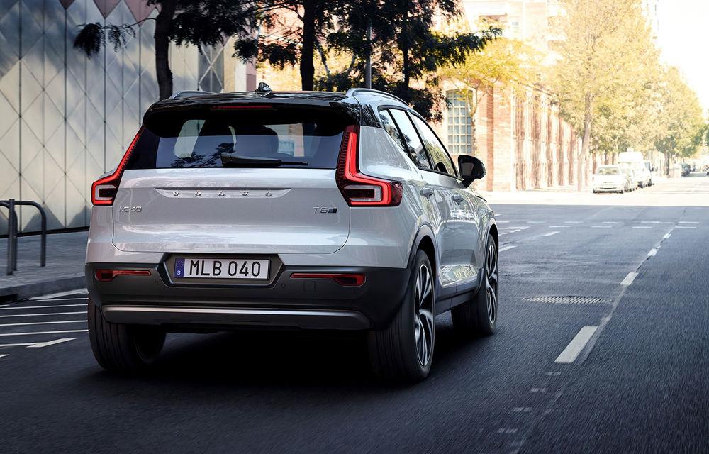 Abia lansat, Volvo XC40 câștigă lupta cu BMW X1 și Audi Q3: SUV-ul compact își va păstra aproape jumătate din valoare după 3 ani - Poza 2