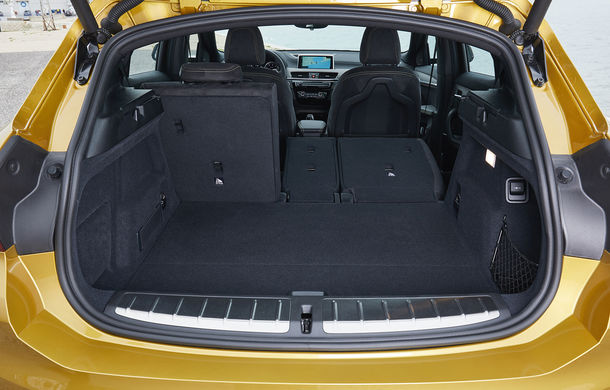 BMW X2 este aici: SUV-ul german introduce noutăți de design în gamă și are motoare de până la 231 de cai putere - Poza 2