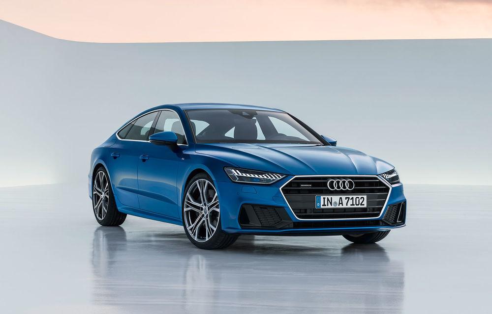 Audi A7 Sportback este disponibil și în România: modelul constructorului german are un preț de pornire de 70.750 de euro - Poza 2