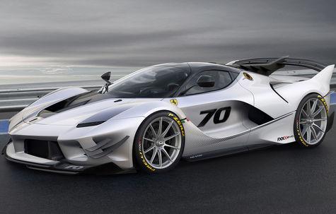 Ferrari FXX K-EVO