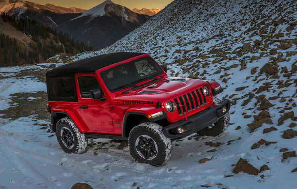 Jeep Wrangler primește o versiune plug-in hybrid: din 2020 - Poza 2