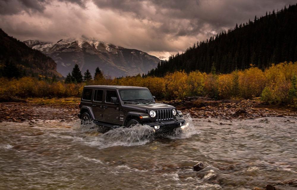 Prețuri Jeep Wrangler în România: noua generație pleacă de la 48.800 de euro - Poza 2