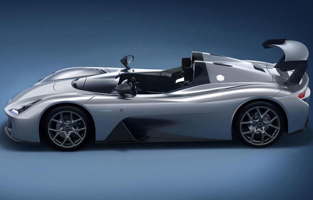 Dallara Stradale: primul model de serie din istoria italienilor are motor de 2.3 litri și 400 de cai putere - Poza 2