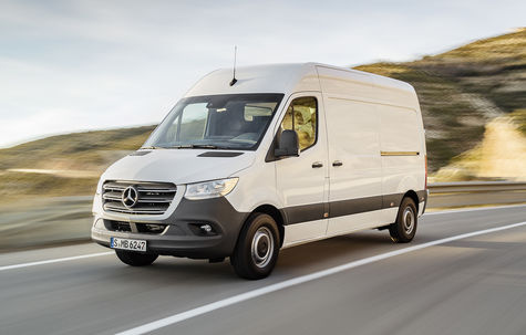 Mercedes-Benz Sprinter Furgon