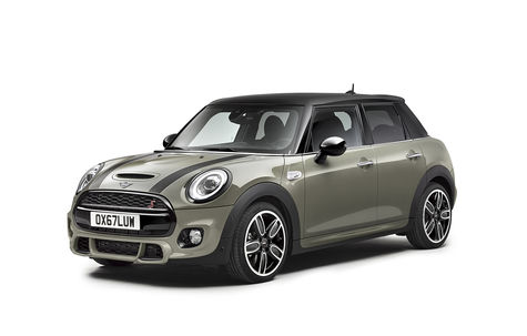 MINI Hatch 5 usi facelift