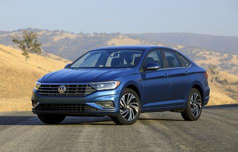 Volkswagen Jetta SUA