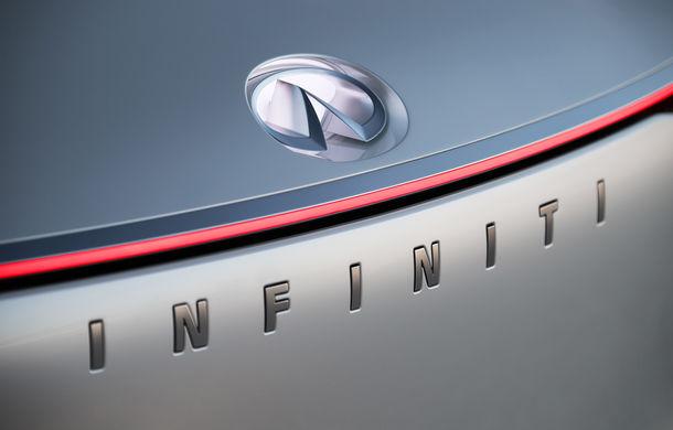 Infiniti Q Inspiration: conceptul care anticipează designul viitoarelor modele premium ale japonezilor - Poza 2
