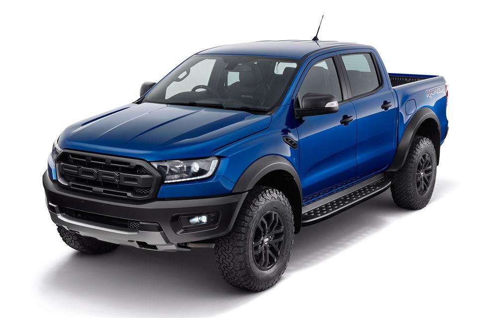 """Ford Ranger Raptor: look impozant și motor diesel de 213 CP și 500 Nm, dar """"interzis"""" europenilor - Poza 2"""