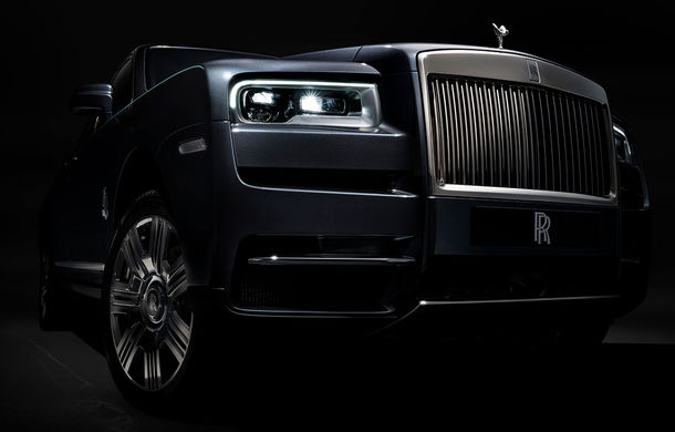Rolls-Royce Cullinan se prezintă oficial și devine cel mai scump SUV din lume: primul SUV Rolls oferă 571 CP - Poza 2