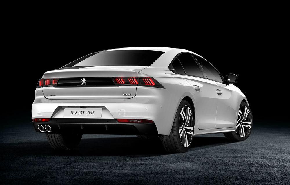 Noul Peugeot 508 este disponibil și în România: start de la 24.700 de euro - Poza 2
