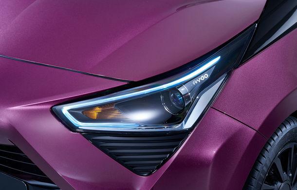 Toyota Aygo facelift este disponibil în România: start de la 9.650 de euro - Poza 2