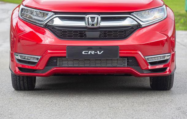 Detalii despre noua generație Honda CR-V: SUV-ul debutează în Europa cu un singur motor pe benzină - Poza 2