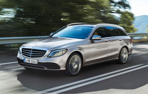 Mercedes-Benz Clasa C Estate facelift