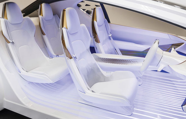 Toyota Concept-i: concept cu inteligența artificială care înțelege comportamentul uman - Poza 2