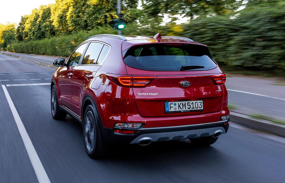 Kia Sportage facelift este aici: primul model Kia cu versiune micro-hibridă a primit și un nou motor diesel de 1.6 litri cu 115 CP sau 136 CP - Poza 2