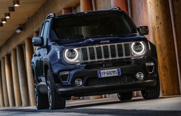 Jeep Renegade facelift: SUV-ul subcompact primește motoare noi pe benzină și sisteme de siguranță moderne - Poza 2