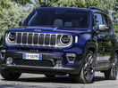 Poze Jeep Renegade facelift