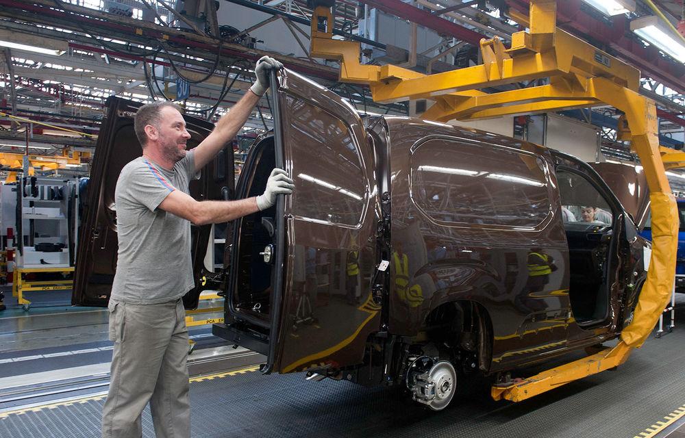 Grupul PSA împrospătează gama de utilitare: francezii prezintă noile Peugeot Partner, Citroen Berlingo Van și Opel Combo - Poza 2