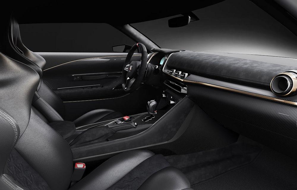 Nissan GT-R50 by Italdesign: prototip de 720 de cai putere la aniversarea de 50 de ani a celor două companii - Poza 2