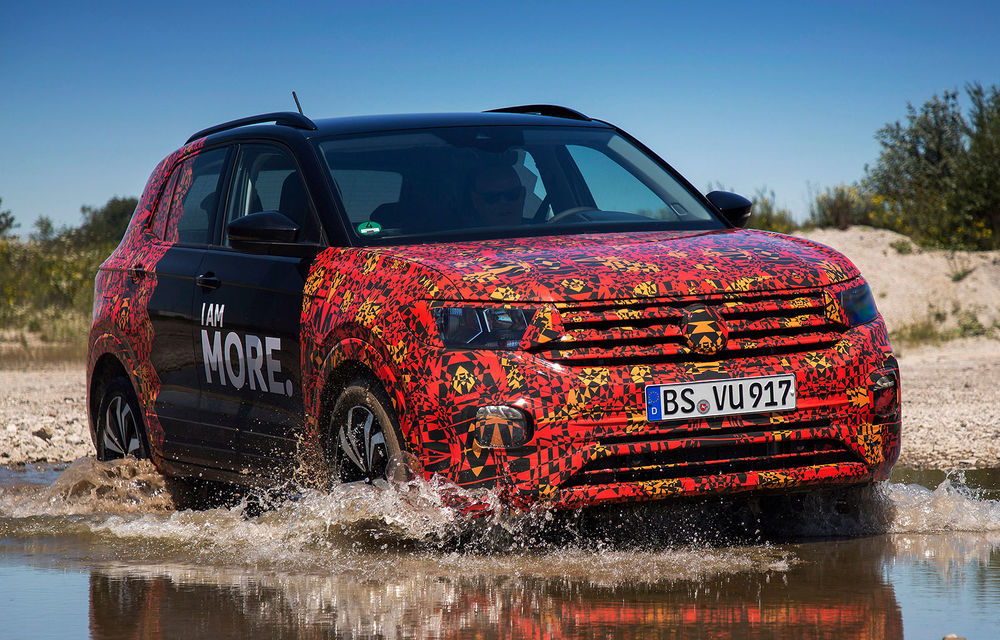 Noul Volkswagen T-Cross este disponibil pentru precomandă: 100 de unități 1st Edition începând de la 19.800 de euro - Poza 2