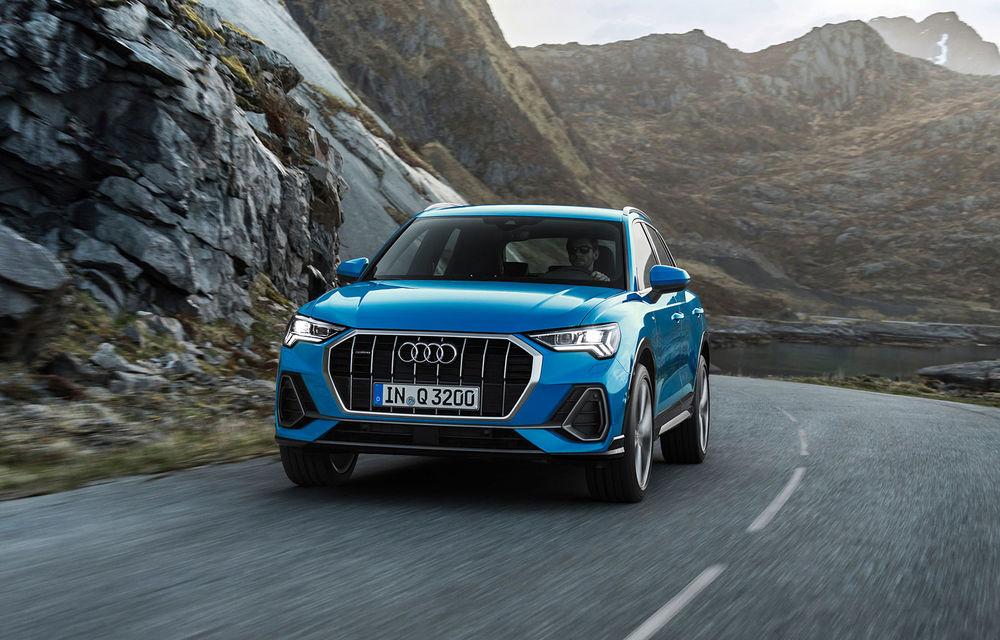 Noua generație Audi Q3: motoare de până la 230 CP și mai mult spațiu pentru toți pasagerii - Poza 2