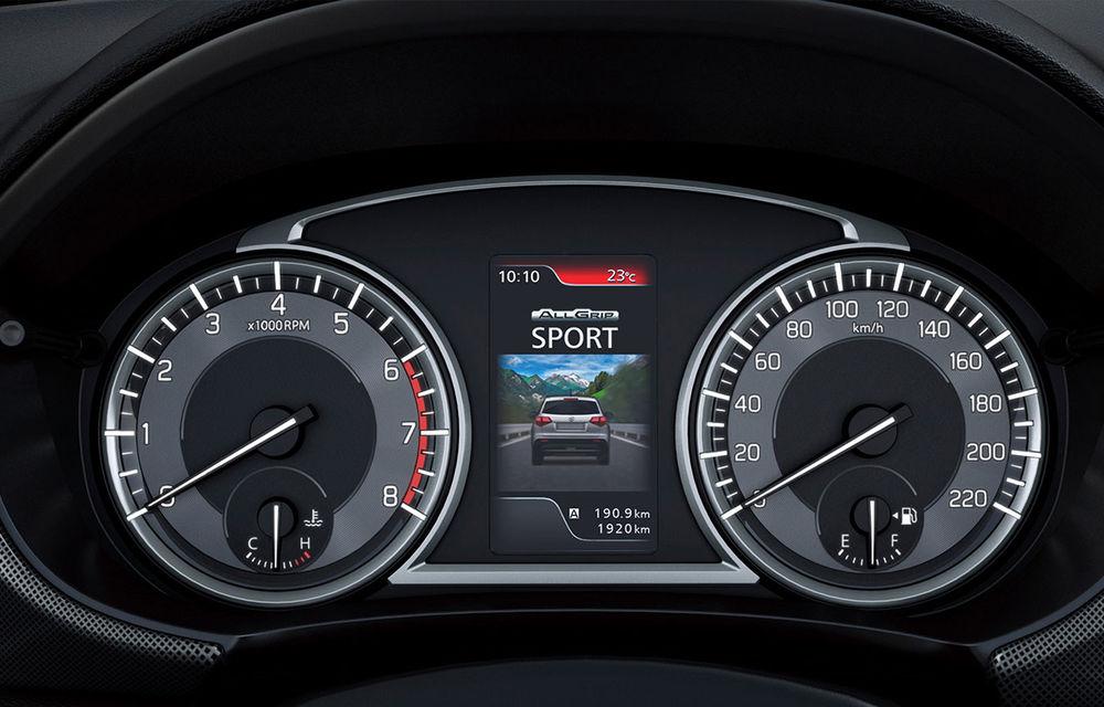 Primele imagini cu Suzuki Vitara facelift: modificări estetice minore și motoare turbo pe benzină de 1.0 litri și 1.4 litri - Poza 2