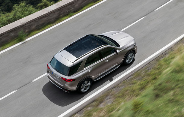 Noi motorizări diesel pentru Mercedes-Benz GLE: propulsor de 3.0 litri în versiuni de 272 CP și 330 CP - Poza 2