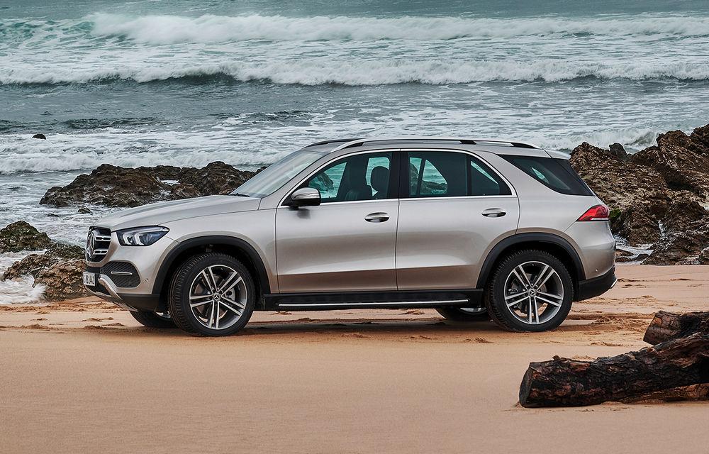 Noul Mercedes-Benz GLE poate fi comandat și în România: SUV-ul producătorului german pleacă de la 65.200 de euro - Poza 2