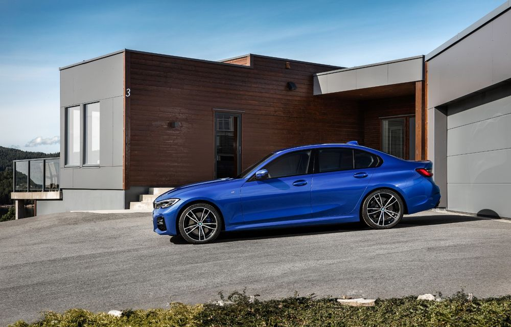 Noua generație BMW Seria 3 are prețuri pentru România: start de la 39.000 de euro - Poza 2