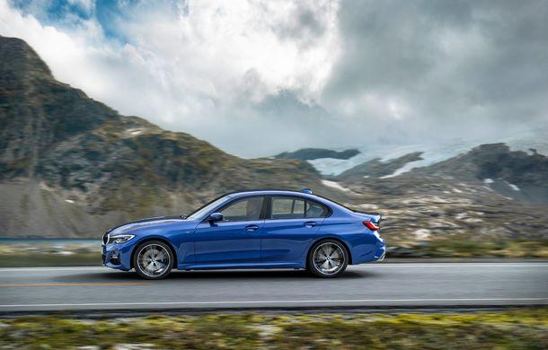 Noua generație BMW Seria 3: design revizuit, tehnologii de ultimă generație și o gamă generoasă de motoare diesel și benzină - Poza 2