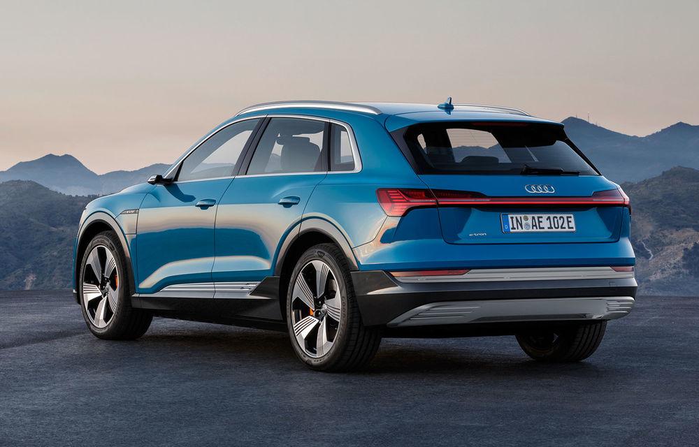 Prețurile noului SUV electric Audi e-tron în România: start de la 81.500 de euro - Poza 2