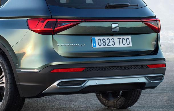Seat Tarraco, poze și detalii oficiale: sistem multimedia cu control prin gesturi și instrumentar digital de bord pentru SUV-ul cu 7 locuri - Poza 2