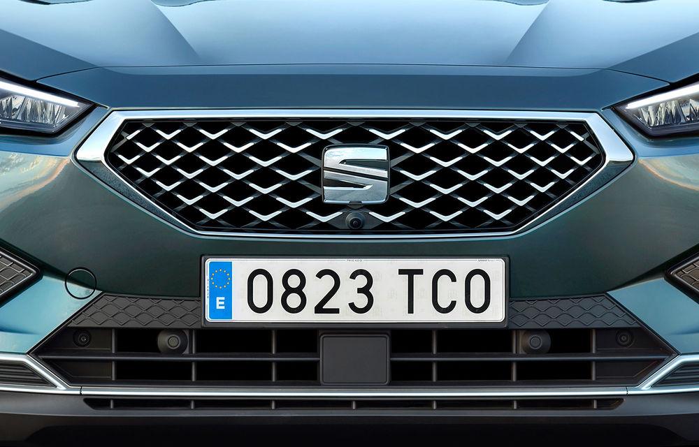 Seat Tarraco primește o versiune nouă: motor pe benzină de 150 CP și cutie automată cu șapte trepte - Poza 2