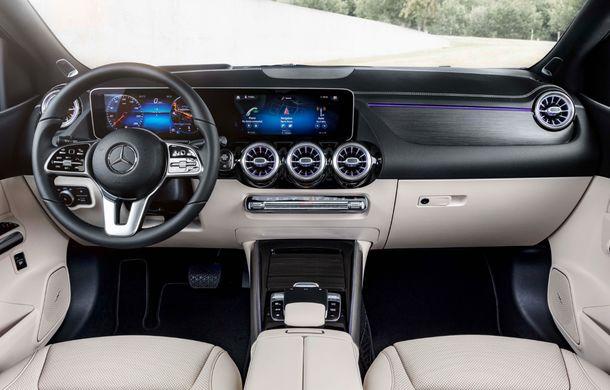 Noua generație Mercedes-Benz Clasa B poate fi comandată și în România: start de la 28.200 de euro - Poza 2