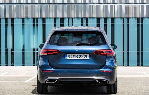 Mercedes-Benz a demarat producția noii generații Clasa B: monovolumul compact este asamblat în cadrul fabricii din Rastatt, Germania - Poza 2
