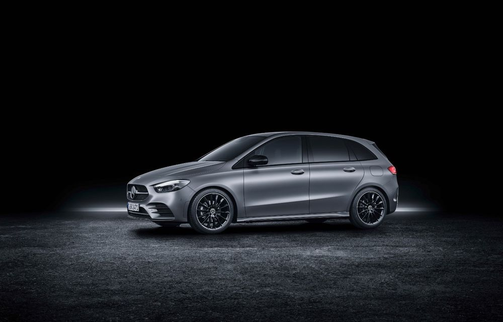 Reinventarea monovolumului: Mercedes-Benz Clasa B are design nou, 5 motorizări și tehnologii preluate de la Clasa A și Clasa S - Poza 2