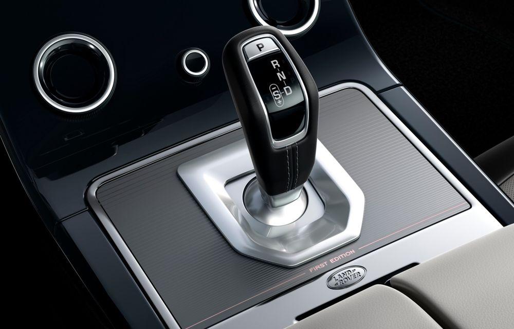 Noul Range Rover Evoque, poze și informații oficiale: design ușor modificat, interior îmbunătățit și sisteme de propulsie mild-hybrid - Poza 2