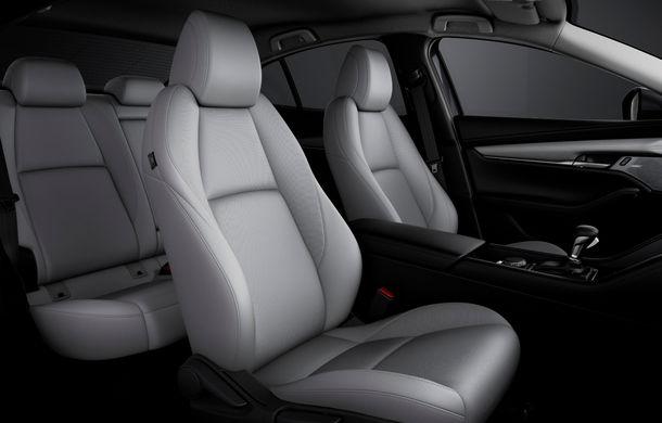 Informații noi despre motoarele disponibile pe noua generație Mazda 3: diesel de 1.8 litri și 116 CP sau benzină de 2.0 litri și 122 CP - Poza 3