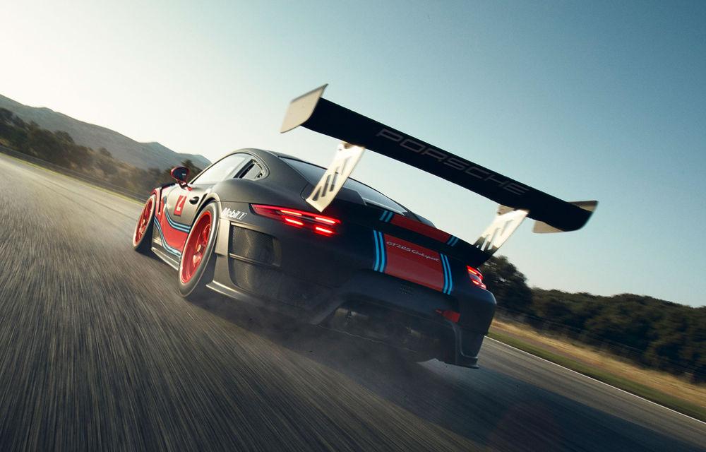 Porsche 911 GT2 RS Clubsport: versiune de circuit de 700 de cai putere - Poza 2