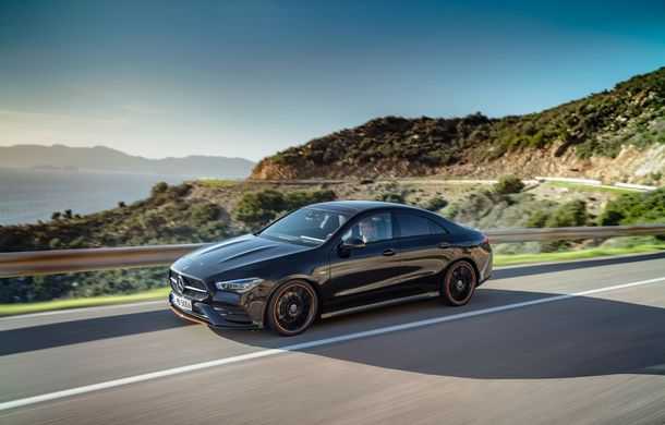 Noul Mercedes-Benz CLA: design revizuit, dimensiuni mai mari și sistem multimedia cu control prin gesturi - Poza 2