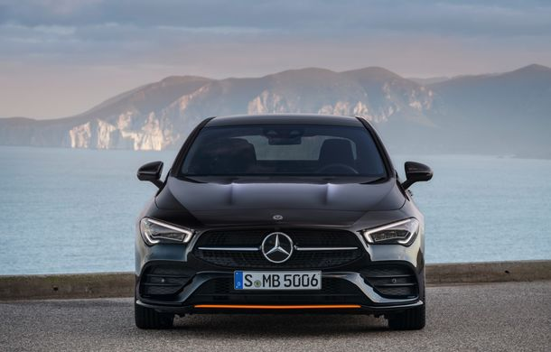 Mercedes-Benz a demarat producția noii generații CLA: modelul compact este asamblat în cadrul fabricii din Kecskemét, Ungaria - Poza 9