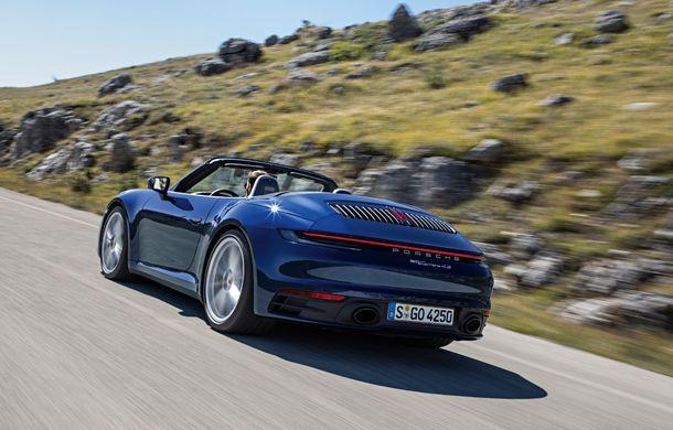 Noua generație Porsche 911 este disponibilă în România: start de la 126.000 de euro - Poza 2