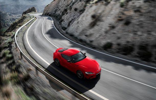 Debut european pentru Toyota GR Supra: toate cele 900 de unități alocate publicului din Europa au fost deja rezervate - Poza 2