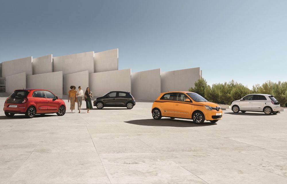 Renault Twingo facelift: modelul de oraș primește îmbunătățiri de design și motoare de până la 93 de cai putere cu transmisie EDC - Poza 2