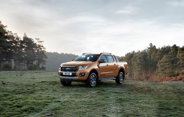 Noul Ford Ranger, imagini și detalii oficiale: noi motorizări diesel, transmisie automată cu 10 trepte și sisteme de asistență moderne - Poza 2