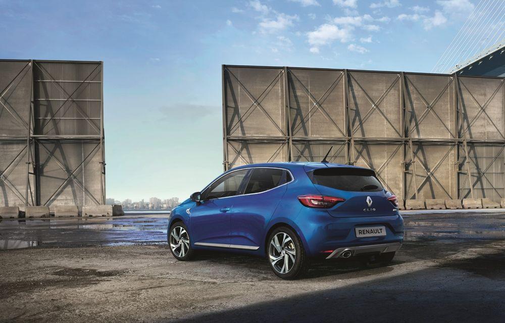 Prețuri pentru Renault Clio în România: noua generație pleacă de la 11.900 de euro - Poza 2